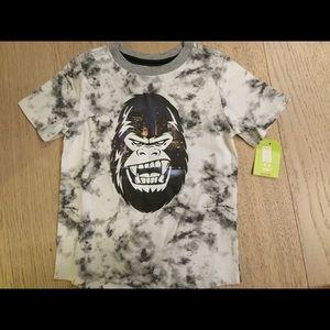 Gorilla Toddler Boys T Shirt